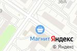 Схема проезда до компании Цветы от всей Души в Екатеринбурге