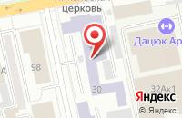 Схема проезда до компании Магазин автозапчастей в Варениковской