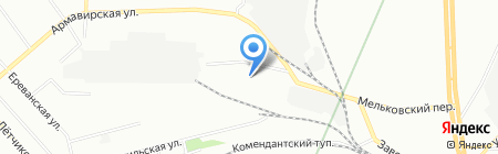 Кровля Изоляция на карте Екатеринбурга