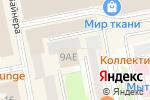 Схема проезда до компании Малахитовый гонг в Екатеринбурге