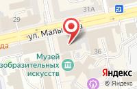 Схема проезда до компании Техсистем Груп в Екатеринбурге