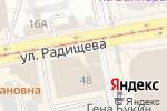 Схема проезда до компании Банк МБА-Москва в Екатеринбурге
