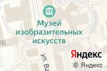 Схема проезда до компании Mersi в Екатеринбурге