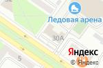 Схема проезда до компании ДЮСШ №19 в Екатеринбурге