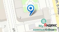 Компания Октоника на карте