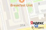 Схема проезда до компании Colette в Екатеринбурге