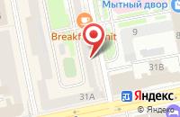 Схема проезда до компании Классика в Екатеринбурге