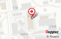 Схема проезда до компании Весь Уральский Федеральный Округ в Екатеринбурге