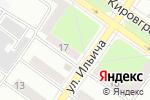 Схема проезда до компании Почтовое отделение №12 в Екатеринбурге