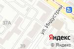 Схема проезда до компании Я в Екатеринбурге