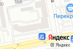 Схема проезда до компании ODBY.RU в Екатеринбурге
