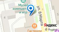 Компания Динамайт на карте
