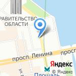 Евросталь Сервис на карте Екатеринбурга