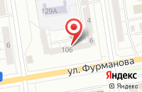Схема проезда до компании Мрамор-М в Екатеринбурге