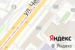 Схема проезда до компании Уралжелдорпроект в Екатеринбурге