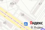 Схема проезда до компании Суперцена в Екатеринбурге