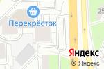 Схема проезда до компании Мой Париж в Екатеринбурге