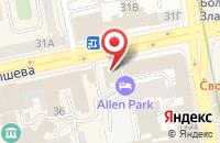 Схема проезда до компании Копирай-Т в Екатеринбурге