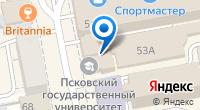 Компания ESI Group на карте