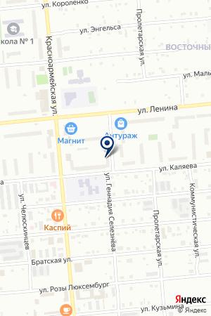 ОТДЕЛ ЛОТОС на карте Серова