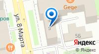 Компания СТЭК на карте