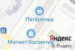 Схема проезда до компании Ресурс в Екатеринбурге