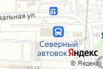 Схема проезда до компании TELE2 в Екатеринбурге
