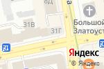 Схема проезда до компании Инженерная Геодезия, Раскопки и Рекультивация Земель, МУП в Екатеринбурге