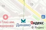 Схема проезда до компании Копировальный салон в Екатеринбурге