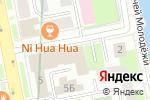 Схема проезда до компании It-Eburg.com в Екатеринбурге