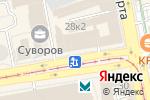 Схема проезда до компании Лечение за рубежом в Екатеринбурге