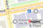 Схема проезда до компании Mamma`s Big House в Екатеринбурге