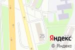 Схема проезда до компании ДОМ КОМФОРТА в Екатеринбурге