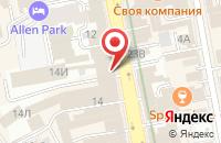 Схема проезда до компании Завод Энерготехнологий в Екатеринбурге