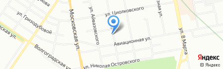 AS Pro 96 на карте Екатеринбурга