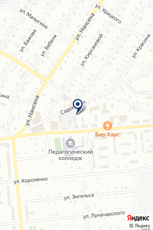 АДМИНИСТРАЦИЯ ПГТ.ВОСТОЧНЫЙ на карте Серова