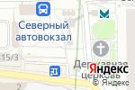 Схема проезда до компании Банкомат, ВТБ Банк Москвы, ПАО Банк ВТБ в Екатеринбурге