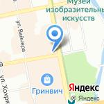 Oxim.ru на карте Екатеринбурга