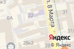 Схема проезда до компании Бодрое утро в Екатеринбурге