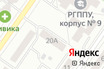 Схема проезда до компании Адвокат Смоляков А.В. в Екатеринбурге