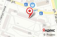 Схема проезда до компании Глк Волчиха в Екатеринбурге