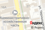 Схема проезда до компании CORTO в Екатеринбурге