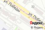 Схема проезда до компании Фокус в Екатеринбурге