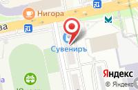 Схема проезда до компании Сибурал Самоцветы в Екатеринбурге