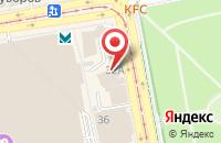 Схема проезда до компании Glam in Box в Иваново