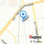 ЕвразСтройКомплектация на карте Екатеринбурга