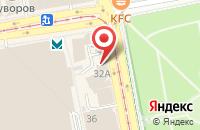 Схема проезда до компании Beauty bar в Иваново