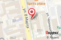 Схема проезда до компании Pandora tattoo-box в Иваново