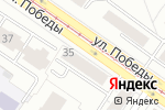 Схема проезда до компании ВсеИнструменты.ру в Екатеринбурге