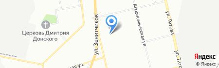 Детский сад №464 на карте Екатеринбурга